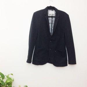 Zara Man Single Breasted Double Button Blazer